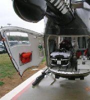 Air Ambulance BK 117 MedEvac Helicopter - MedWOW