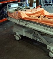 Alternating Pressure Bed Clinitron Rite Hite - MedWOW