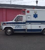 Ambulance E-350 - MedWOW
