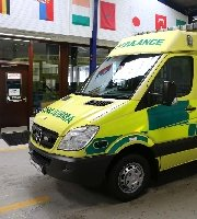 Ambulance Sprinter 518 CDI - MedWOW