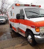 Ambulance Type III - Ford E-350 - MedWOW