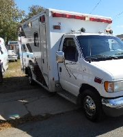 Ambulance Type III - Ford E-450 - MedWOW