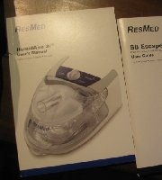 CPAP HumidAire 3i - MedWOW