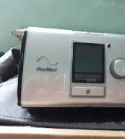 CPAP Lumis 150 VPAP ST - MedWOW