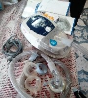 CPAP S8 Elite with H4i  - MedWOW
