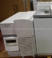 Gas Liquid Chromatograph 6890N, 6850, 7890, 3000 Micro GC - MedWOW