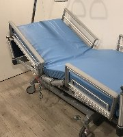 Hospital Bed Volker Electric - MedWOW
