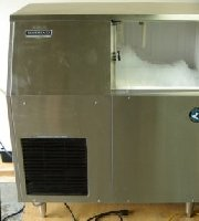 Ice Maker & Storage F-300BAF - MedWOW