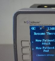 Infusion Pump 3850 MRidium - MedWOW
