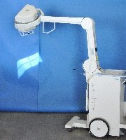 Mobile X-ray MOBILETT Plus HP - MedWOW