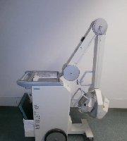 Mobile X-ray MOBILETT XP - MedWOW
