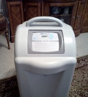 Oxygen Concentrator Integra TEN 6323a-10  - MedWOW