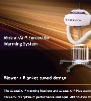 Patient Warmer Mistral-Air Plus  - MedWOW