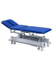 Power Exam Table Manumed Optimal 3 Section Hydraulic - MedWOW