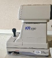 Refractometer, Ophthalmologic KR-8000 Autokerato/Refractometer - MedWOW