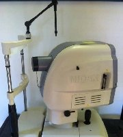 Retinal Camera NM-1000 - MedWOW