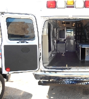 Ambulance Type II - Ford E-350 - MedWOW