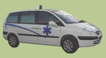 Ambulance C 8 - MedWOW