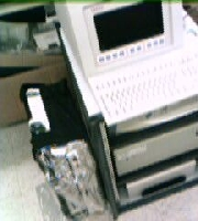 Used Quinton, Q-Cath II, Cardiac Catheterization Monitor for Sale ...