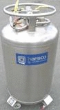 Cryogenic Gas Reservoir