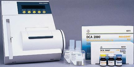 Glycohemoglobin Analyzer