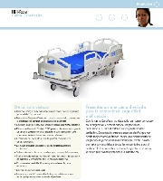 Hospital Bed CareAssist ES - MedWOW