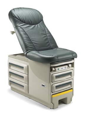 Manual Exam Table - MedWOW