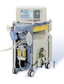 Draeger Physioflex Anesthesia Machine - Manufacturer specifications