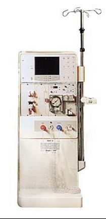 conductivity in dialysis machine