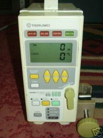 Infusion Pump STC-508 Terumo