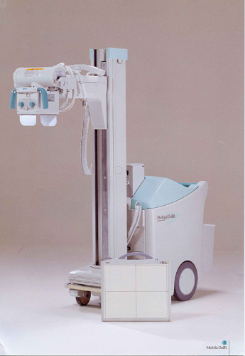 Mobile X-ray Mobile DaRt Evolution MUX-200D - MedWOW