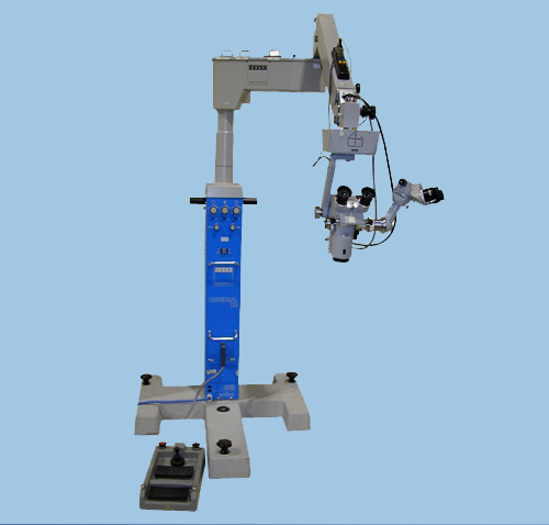 Microscope, Operating OPMI 6 on S3B Stand - MedWOW