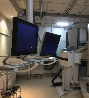 Rad/Fluoro Room, Flat Panel MultiDiagnost Eleva II-TV - MedWOW