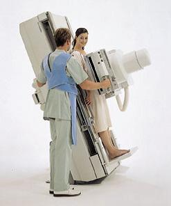Radiographic Photospot Camera