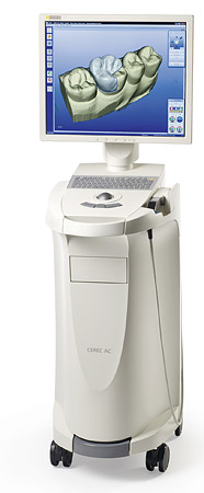 3-D Surface Imaging Sirona Cerec AC - MedWOW