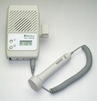 Ultrasonic Fetal Monitor