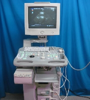 Ultrasound, Diagnostic SSD-3500 - MedWOW