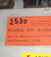 Washer / Disinfector SR-Automat-ZP - MedWOW