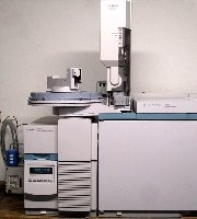 Gas Liquid Chromatograph GC 6890 Plus - MedWOW