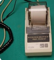 Nerve Conduction Monitor Neurometer CPT - MedWOW