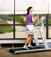 Treadmill EN-Motion treadmill 230 V  - MedWOW